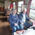 Ehepaar Dickmann war mit den Heimatfreunden Stockum unterwegs